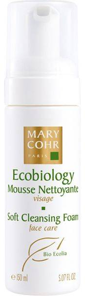Ecobiology Mousse Nettoyante 150ml