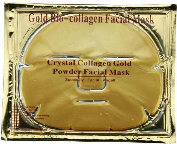 Collagen Gesichtsmaske mit Hyaluronsäure