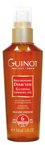 Guinot Diam´Sun huile Bronzante LSF 6 - 150 ml
