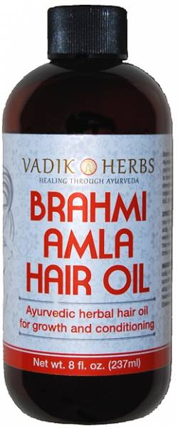 Brahmi Amla Oil Haaröl - 237 ml