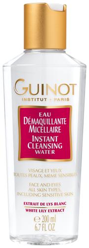 Guinot Eau Démaquillante Mincellaire 200ml