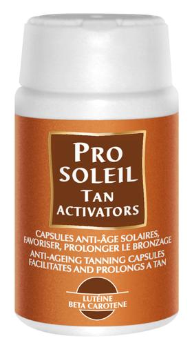 Guinot Pro Soleil - Tan Activators - 30 Kapseln