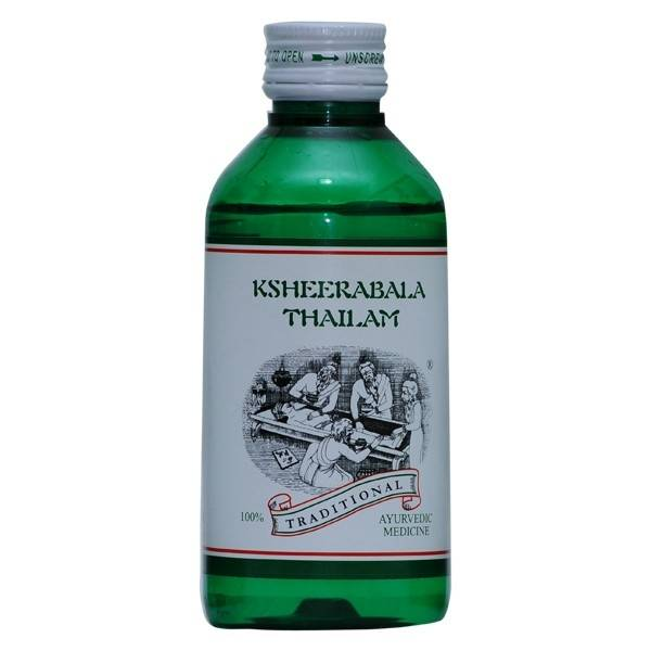 Ksheerabala Thailam Hair Oil Haaröl - 200 ml