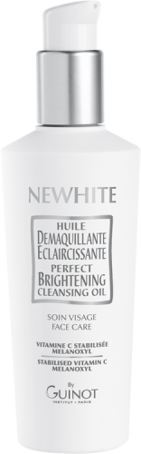 Guinot Huile Démaquillante Eclaircissante Newhite Perfekt Brightening Cleanser Oel - 200 ml