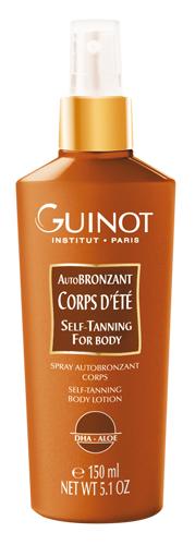 Guinot Corps d´été - Self Tanning Spray - 150 ml