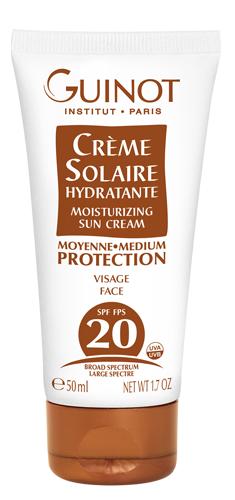 Guinot Crème Solaire Hydratante SPF 20 - 50 ml