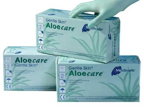 Handschuhe Gentle Skin Aloecare® Gr. XS (100 Stück)