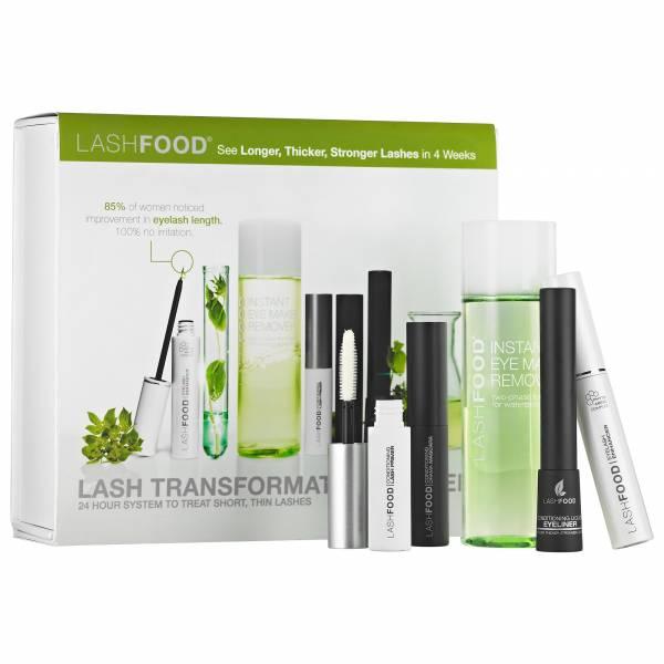 LASHFOOD Lash Wimpern Transformation System