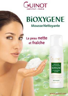 Guinot Mousse BiOXYGENE - 150 ml
